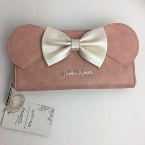 DISNEY Minnie Mouse Wallet